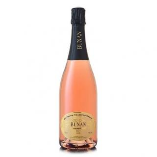 Domaines Bunan - Methode traditionnelle rosé 75cl - Mousseux