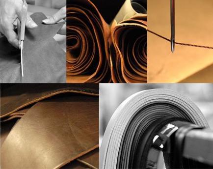 DOSSET - Toutes les ceintures « Dosset » sont fabriquées dans notre atelier à Bressuire les Deux-Sèvres.