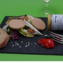 EARL LOQUEYSSIE - Bloc de foie gras - Foie gras - 70 gr