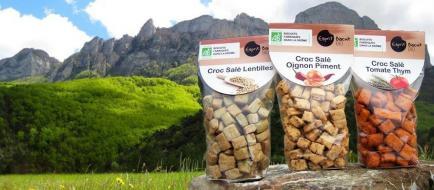 ESPRIT BISCUIT - Biscuits BIO sucrés et salés fabriqués dans la Drôme