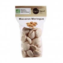 ESPRIT BISCUIT - Macarons Meringué Bio - Macaron