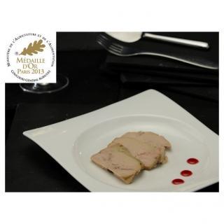 ESPRIT FOIE GRAS - Foie gras de canard entier du gers - 130 grs - Foie gras - 4668