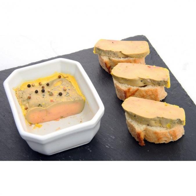 ESPRIT FOIE GRAS - Foie gras de canard entier mi-cuit du gers - sous vide 250 grs - Foie gras - 4668