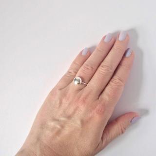 Essemgé Designer Jeweller - Bague Bonbon - argent massif 925 - Bague - argent