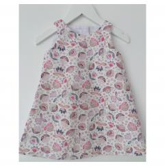 Et Zut - Enfant fille robe Adèle 12mois/2ans/4ans - Robe (enfant)