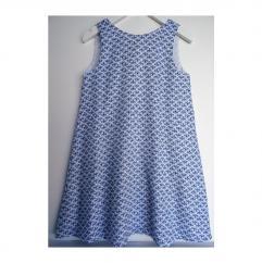 Et Zut - Enfant fille robe  Charlotte 6 ans/8 ans - Robe (enfant)