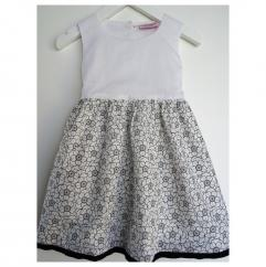 Et Zut - Enfant fille robe Manon 2ans/4ans/6 ans - Robe (enfant)