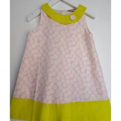 Et Zut - Enfant fille robe Valentine 4ans/6ans/8ans - Robe (enfant)