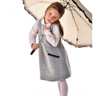 Et Zut - Robe Enfant Fille ELISE 2/4/6/8 ans - Robe (enfant)