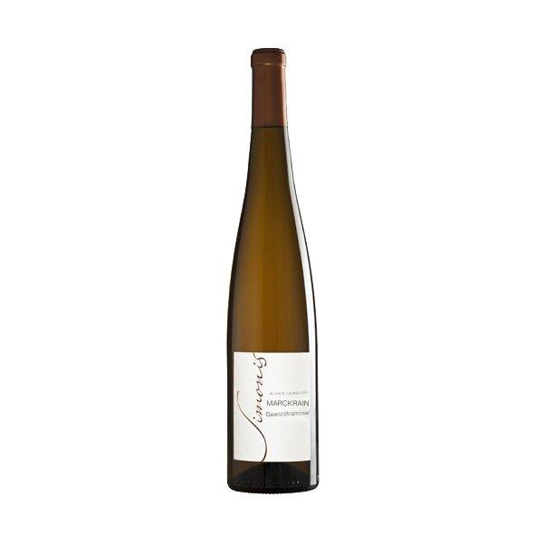 Vins d'Alsace Etienne SIMONIS - Gewurztraminer Grand Cru Marckrain - 2016 - Bouteille - 0.75L