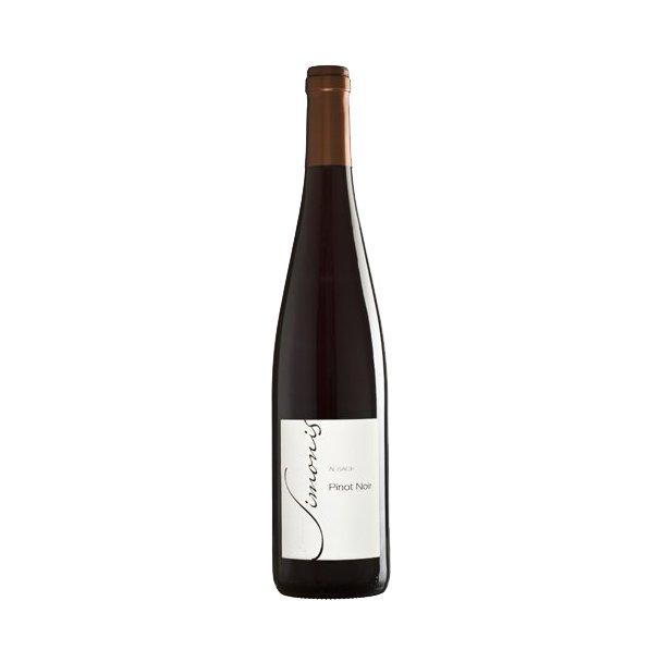 Vins d'Alsace Etienne SIMONIS - Pinot Noir - 2017 - Bouteille - 0.75L