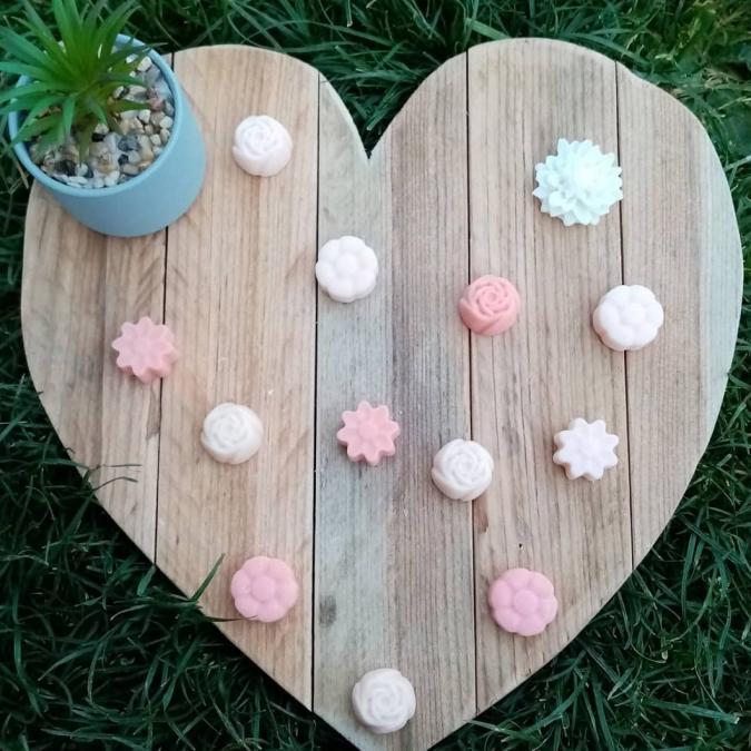 Évidence Senteurs - Fondant cookies chocolat - Fondant (cire)
