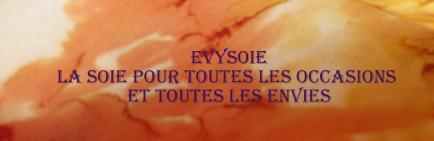 Evysoie - La soie pour toutes les occasions et toutes les envies