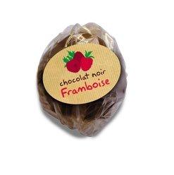Façon Chocolat, chocolaterie bio de la Drôme - ROCHER FRAMBOISE - Chocolat