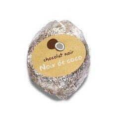 Façon Chocolat, chocolaterie bio de la Drôme - ROCHER NOIX DE COCO - Chocolat