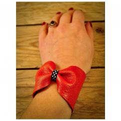 Façonne Mi - Bracelet - Bracelet - Cuir