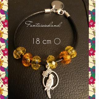 Fantaisiesland - Bracelet Coco Yellow - Bracelet -