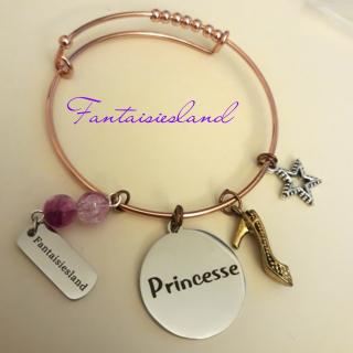 Fantaisiesland - Bracelet Princesse - Bracelet - 4668