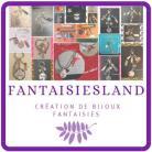 Fantaisiesland - Mon univers créatif au gré de mes fantaisies. Bijoux et accessoires inspirés de thèmes très variés.