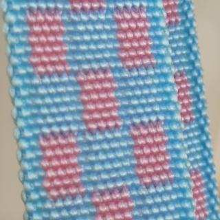 Farfeline - Sac cabas multi-usage - tissu jacquard - Coquillage - sac multi-usage