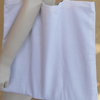 "Farfeline - Sac cabas multi-usage - tissu jacquard - ""Frida"" sangle violette - sac multi-usage"
