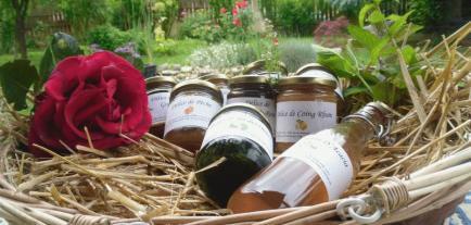 Ferme du Spicorne - Produits gourmands transformés à la ferme et issus d'une petite production en conversion biologique