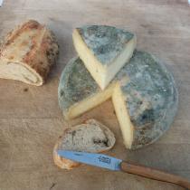 Ferme Fromagère Ries - Tomme de brebis 250 gr - Tomme de brebis