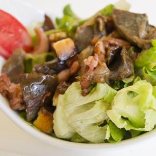 FOIE GRAS GROLIERE - 3 Garnitures pour Salade - garniture de salade