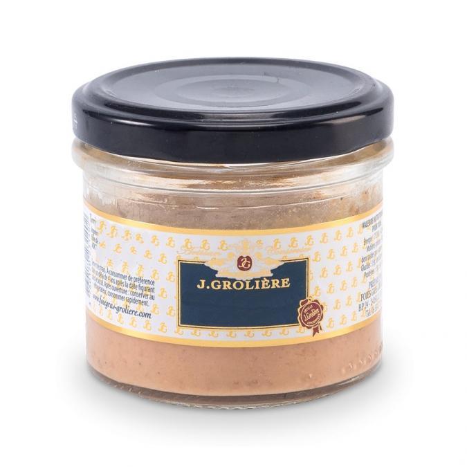 FOIE GRAS GROLIERE - Beurre de Truite Fumée - Beurre