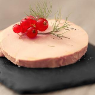 FOIE GRAS GROLIERE - Bloc Foie Gras de Canard Mi-Cuit - 120 gr - Foie gras - 0.120