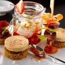 FOIE GRAS GROLIERE - Crème de Canard au Monbazillac en verrine - Crème, mousse - 0.07