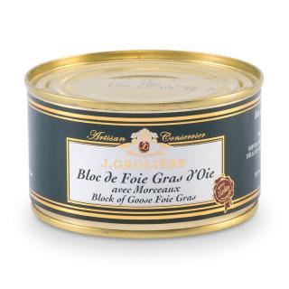 FOIE GRAS GROLIERE - Foie Gras d'Oie du Perigord - 70 gr - Foie gras - 0.070