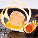 FOIE GRAS GROLIERE - Foie Gras d'Oie Mi-Cuit du Périgord - 120 gr - Foie gras - 0.120