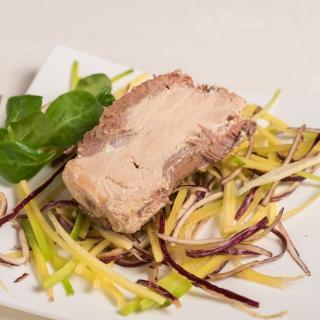 FOIE GRAS GROLIERE - Magret Fourré au Foie de Canard 25% Foie Gras - Magret de canard