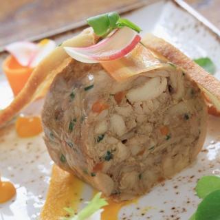 FOIE GRAS GROLIERE - Pâté de Lapin - Pâté - 0.13