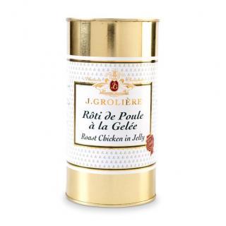 FOIE GRAS GROLIERE - Rôti de Poule - rôti de poule