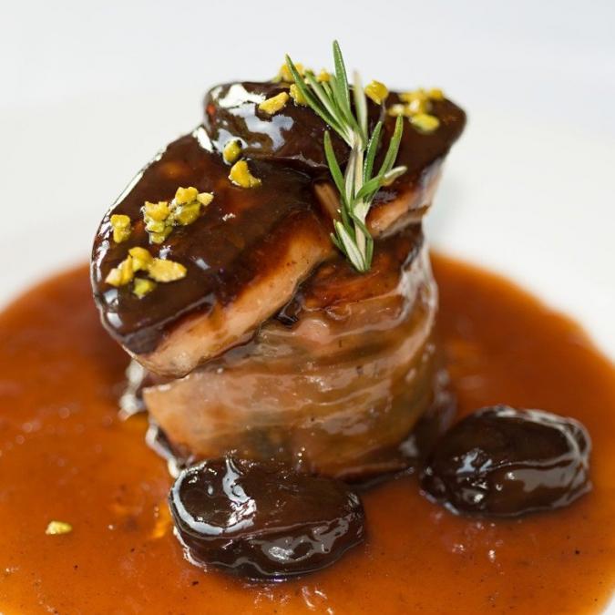 FOIE GRAS GROLIERE - Sauce Framboise et Foie Gras - Condiments et sauces - 0.120