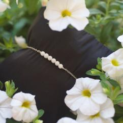 Forget me not Bijoux - Bracelet en argent - Bracelet - argent