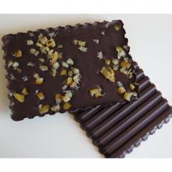 FRIGOULETTE - Tablette chocolat noir orange - Chocolat