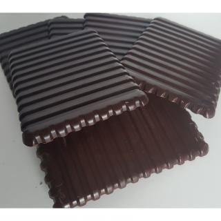 FRIGOULETTE - Tablette de chocolat noir nature - Chocolat