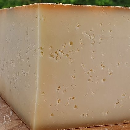 Vente de fromages fermiers Ossau Iraty. - Fromage fermier Ossau Iraty 1 Kg. - Fromage - 1