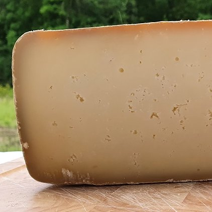 Vente de fromages fermiers Ossau Iraty. - Fromage fermier Ossau Iraty 2 Kg. - Fromage - 2