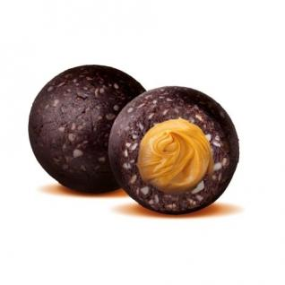 Funky Veggie - Coeur de Boule - Brownie Cacahuètes - Biscuit et gâteau individuel - 0,044