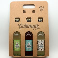 Gallimaté - Pack cadeau Gallimaté - Boissons sans alcool
