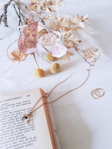 GISEL B - Des bijoux délicats inspirés par le minéral et le végétal avec une pointe de bohème. Faits en France