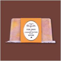 Grand Auguste - Foie gras de canard entier mi-cuit - Foie gras - 180g