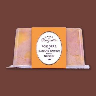 Grand Auguste - Foie gras de Canard entier mi-cuit - Foie gras - 330 gr