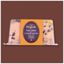 Grand Auguste - Foie gras de canard entier mi-cuit aux pépites de truffes - Foie gras - 180g