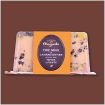 Grand Auguste - Foie gras de canard entier mi-cuit aux pépites de truffes - Foie gras - 330g