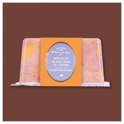 Grand Auguste - Spécialité de Foie gras de Canard entier mi-cuit aux figues moelleuses - Foie gras - 330g